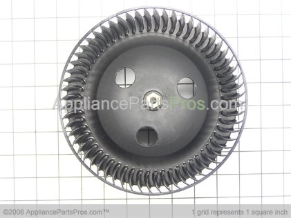 Whirlpool Wheel-Blwr W10321356 from AppliancePartsPros.com