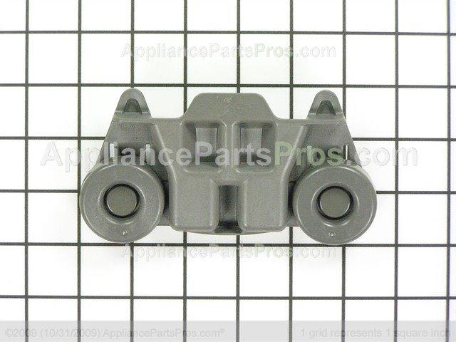 Whirlpool W10195416v Lower Dishrack Wheel Assembly