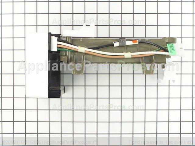 HOWTO KitchenAid Refrigerator KSCS25FKSS00 Ice maker dispenses – Kenmore Ice Maker Wiring Harness Setup