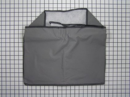Whirlpool Winter Cover-19 X 12 X 14 Inch 484067 from AppliancePartsPros.com