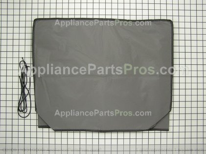 Whirlpool Winter Cover-22 X 15 X 3 to 18 Inch 484184 from AppliancePartsPros.com