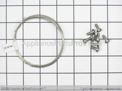 Whirlpool Wire Cutter Kit 4387020 from AppliancePartsPros.com