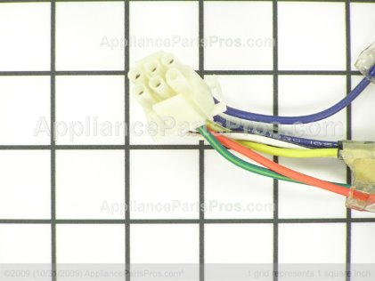 Whirlpool Wire Harness, Fan & Heater 61003955 from AppliancePartsPros.com