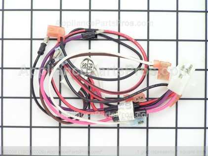 Whirlpool Wire Harness, Ftn. Slide 61003468 from AppliancePartsPros.com