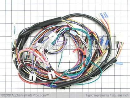 Whirlpool Wire Harness, Lower/household 22003824 from AppliancePartsPros.com