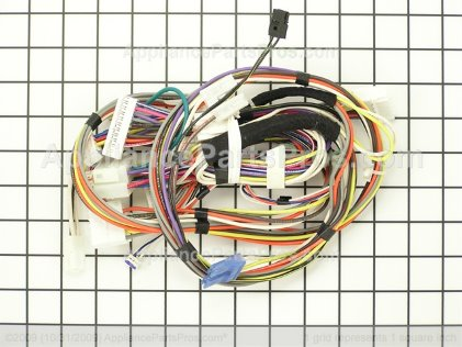 Whirlpool Wire Harness, Upper 25001203 from AppliancePartsPros.com