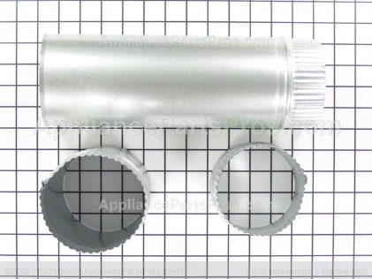 Whirlpool W10323246 Wpl Vent Kit 4 Way Ult