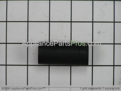 Bosch 00165258 Drain Hose Adapter Black Without Clamps