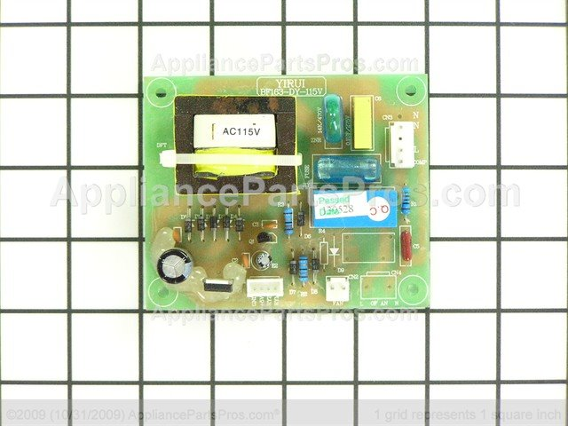 Danby 1 01 02 03 029rassy Dkc Boards Touch Pad Wires