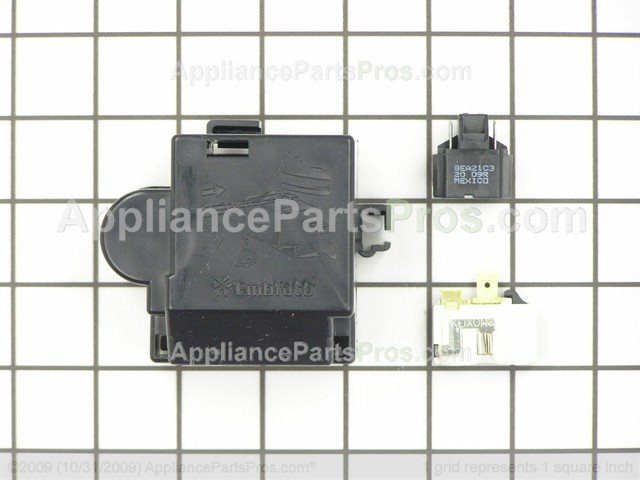 Kenmore Frigidaire Parts >> Frigidaire 5304410951 Relay and Overload Kit - AppliancePartsPros.com