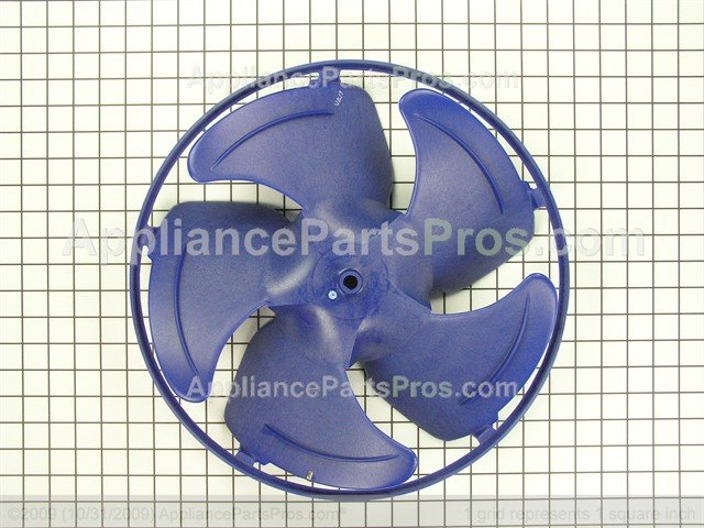 Frigidaire 5304472356 Fan Blade Appliancepartspros Com