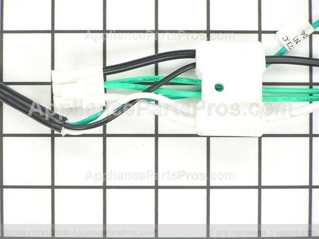 OEM Part 216987303 Freezer Wire Harness Genuine Original Equipment Manufacturer