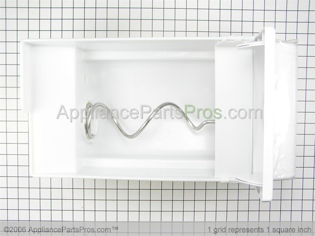 Ice Container embly on