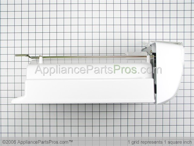 Ice Container and Auger Assembly