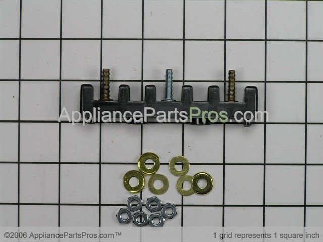 Frigidaire Terminal Block Kit For Kenmore 79095651000 Oven Not Heating Evenly Ap2584987 From Liancepartspros