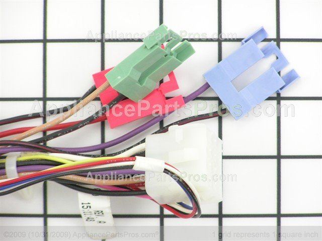 Frigidaire 134543100 Wiring Harness AppliancePartsPros com