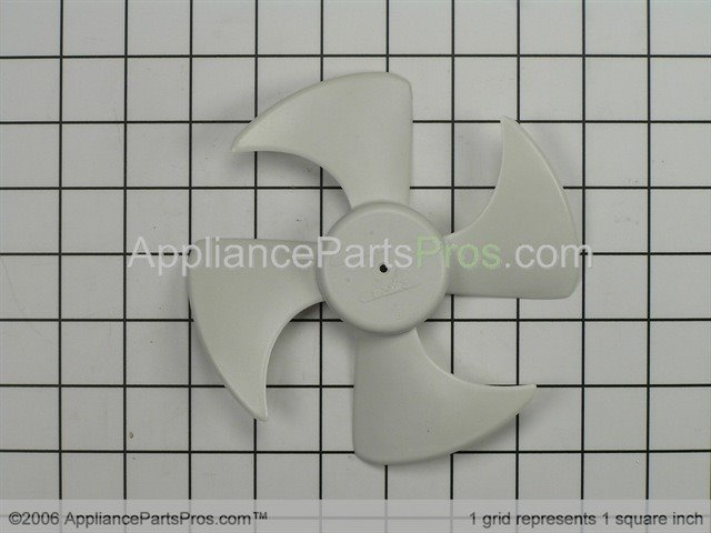 Blade Condenser Fan embly on