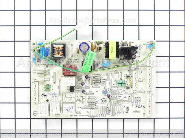 Replacement Control Board For GE Refrigerator WR55X11072 AP5270197 PS3496898
