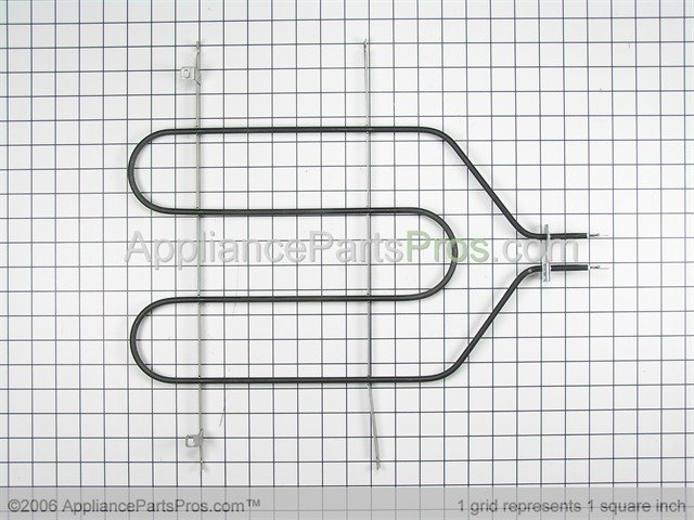 Oven Broil Element on