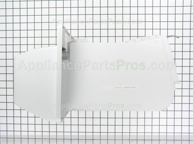 Ge Wr17x10424 Bucket Amp Cover Assembly Dispenser