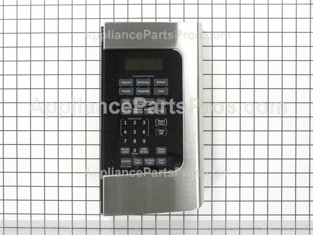 Ge Wb07x11051 Contol Panel Asm Ss Appliancepartspros Com