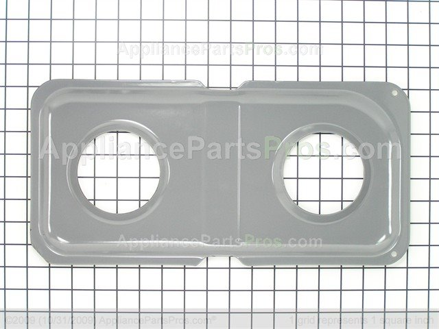 Ge Wb34k10014 Double Drip Pan Appliancepartspros Com