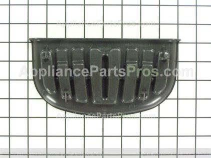 Ge Wr17x12625 Grill Recess Appliancepartspros Com