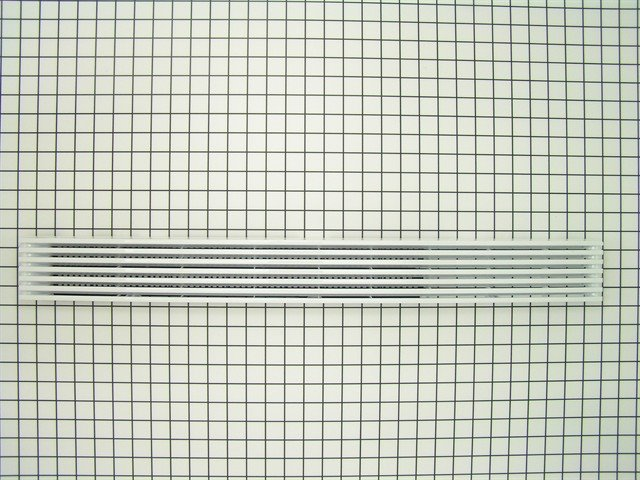 Ge Wb07x10776 Grille Assembly Wht Appliancepartspros Com