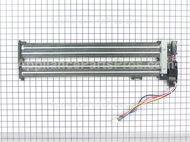 WP70X20720 GE Room air conditioner heater assembly