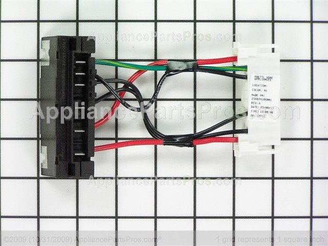 ge we17x10010 dryer motor kit appliancepartspros com Automotive Wiring Diagrams at 5kh26jj064s Wiring Diagram