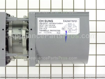 Ge Wb26x10269 Motor Ventilation Appliancepartspros Com