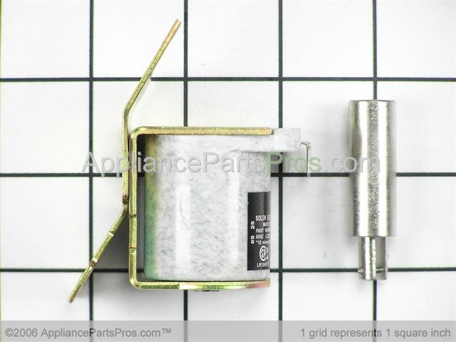 Solenoid embly on