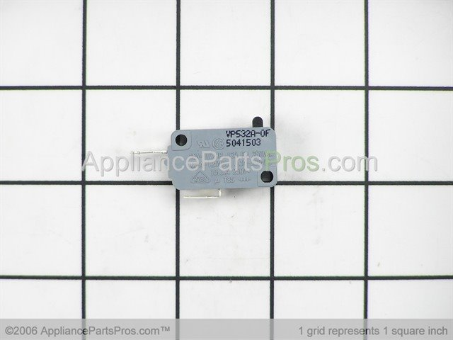 Ge Switch Monitor For General Electric Jvm1850sm4ss No Heat Ap2024338 From Liancepartspros