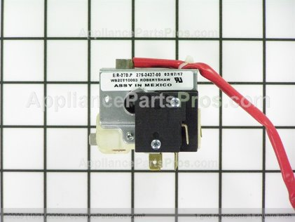 Ge Wb20t10003 Thermostat Ovn Appliancepartspros Com