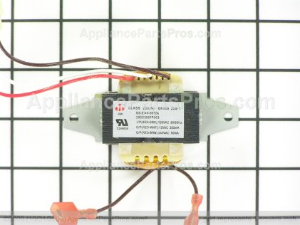 Ge Wb27x21609 Transformer Appliancepartspros Com