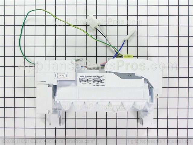 LG AEQ73110203 Ice Maker embly,kit - AppliancePartsPros.com on kenmore washer wire harness, viking ice maker wire harness, ge washer wire harness,