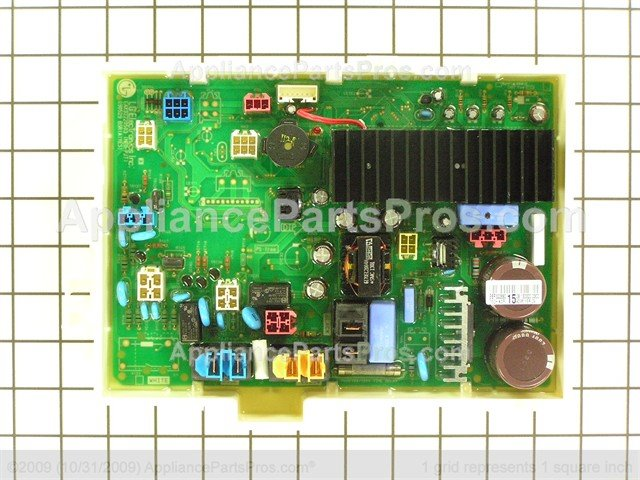 Lg Ebr32268013 Pcb Assembly Main Appliancepartspros Com