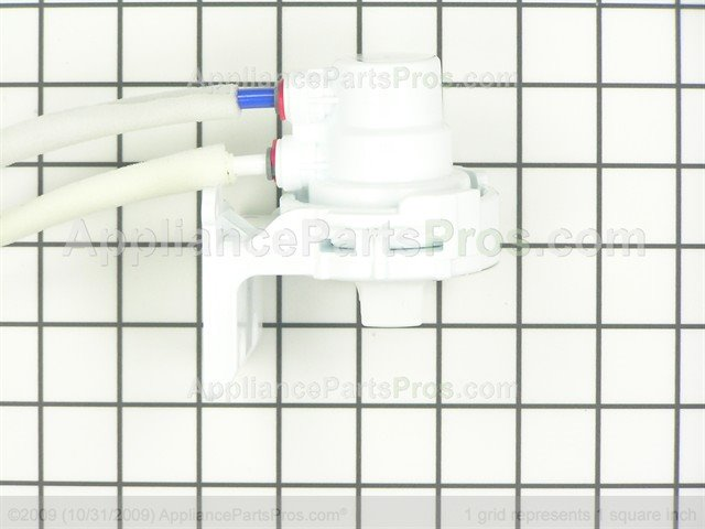 Samsung Refrigerator Water Filter Housing and Tube Assembly