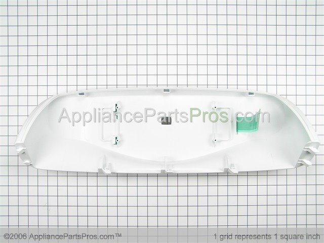 Whirlpool Wp25001206 Led Console Assy Wht