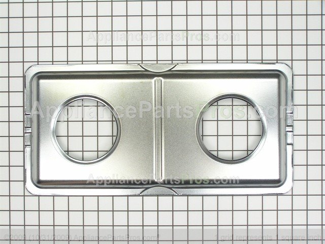 Whirlpool Wp7725p021 60 Drip Pan Appliancepartspros Com