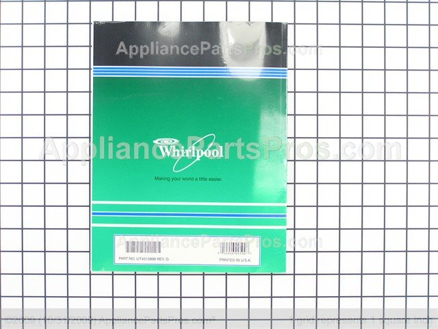whirlpool 4313896 automatic washer direct drive whirlpool repair rh appliancepartspros com Operating Manual Whirlpool Tub Whirlpool Quiet Partner II