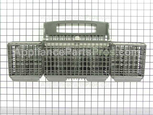 Whirlpool Silverware Basket W10807920 From AppliancePartsPros.com ...