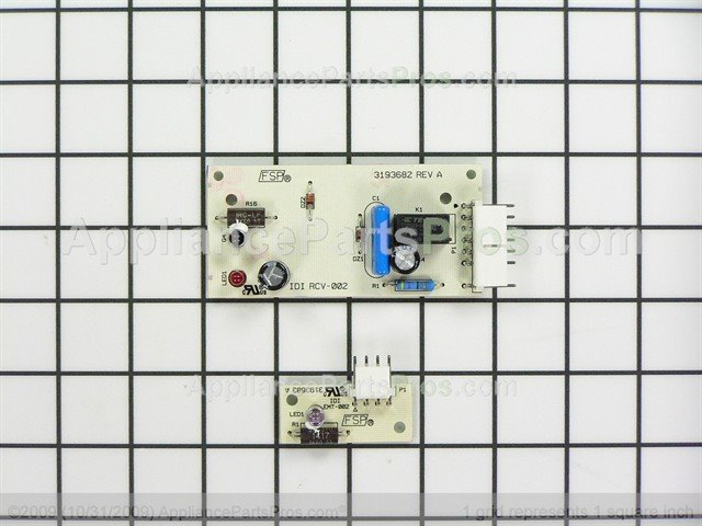 Ice Level Power Control Board Kit on