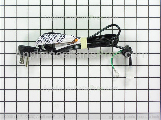 Whirlpool W11023766 Cord Power Appliancepartspros Com