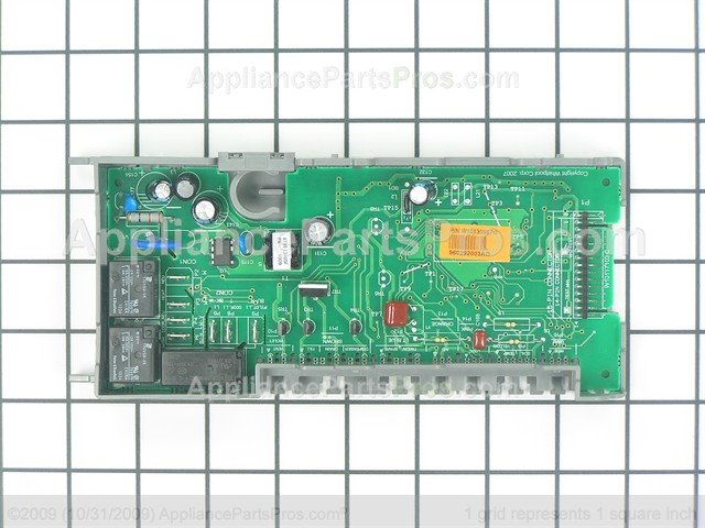 Whirlpool Electronic Control Board For Maytag Mdbh969awb5 Won T Start Ap6018711 From Liancepartspros