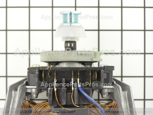 Whirlpool Dryer Drive Motor 279827 From Appliancepartsproscom: Whirlpool Dryer Motor Replacement Wiring Harness At Gundyle.co