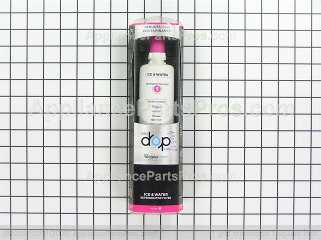 Whirlpool Everydrop Refrigerator Water Filter 5 on