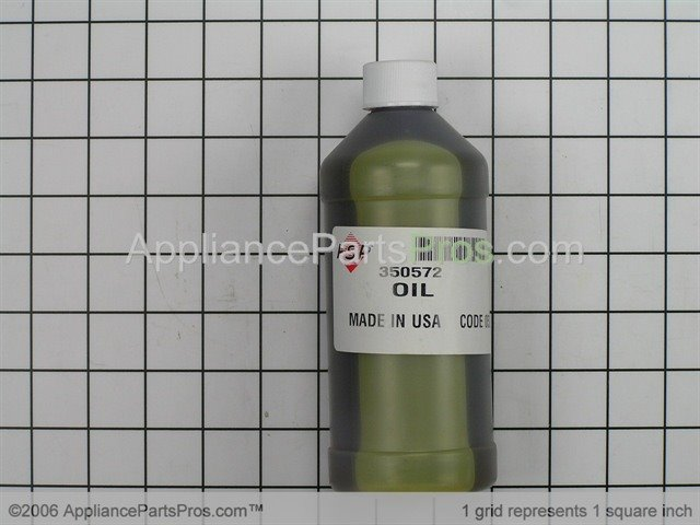 350572 WHIRLPOOL Lave GEAR CASE oil