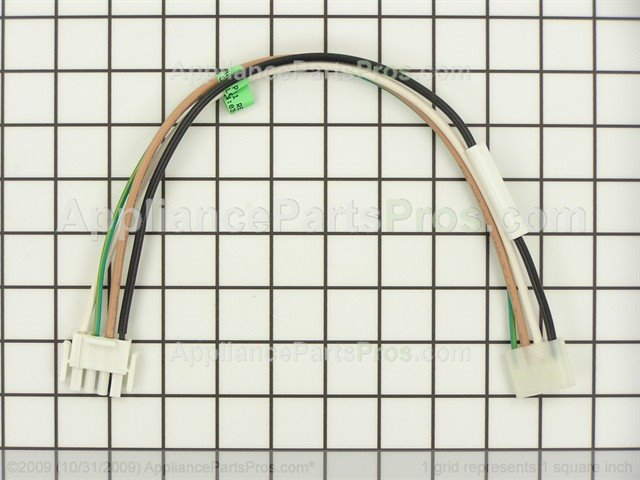 whirlpool ice maker wiring harness wpd7813010 from appliancepartspros com