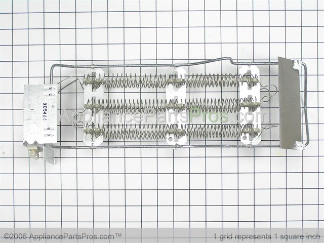 Whirlpool Wp697663 Element Heater For 240 Volt